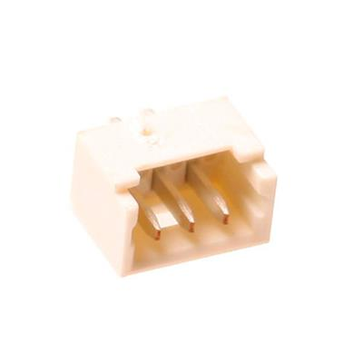 MPE-Garry 426-1-004-0-T-KS0 4 pole PCB wire to board male socket with 1.25mm raster