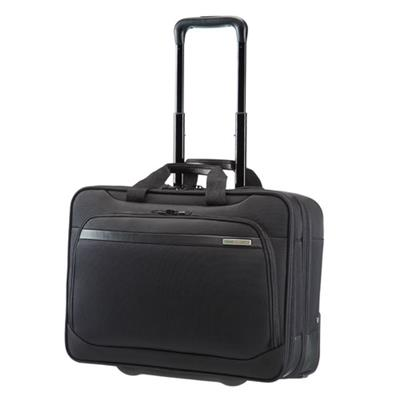Samsonite 39V09010 Vectura trolley 17.3 inch, black