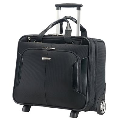 Samsonite 75223-1041 XBR trolley 15.6 inch, black