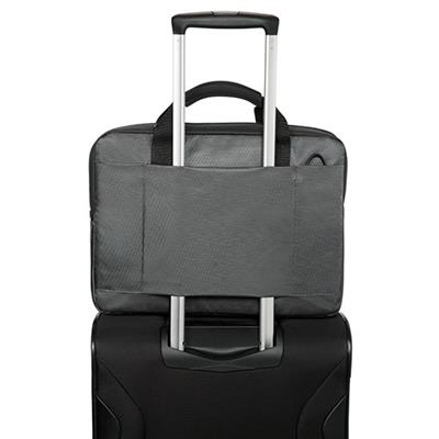 Samsonite 76369-1009 Qibyte shoulder bag 14.1 inch, charcoal