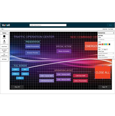Vuwall S-VW2-STD-1SMC VuWall 2 Standard Software Package