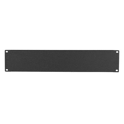 WP Rack WPN-ABP-2-B Blanc Panel 2U, Black RAL 9005