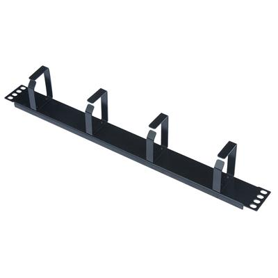 WP Rack WPN-ACM-101-B Cable manager metal  1U Black